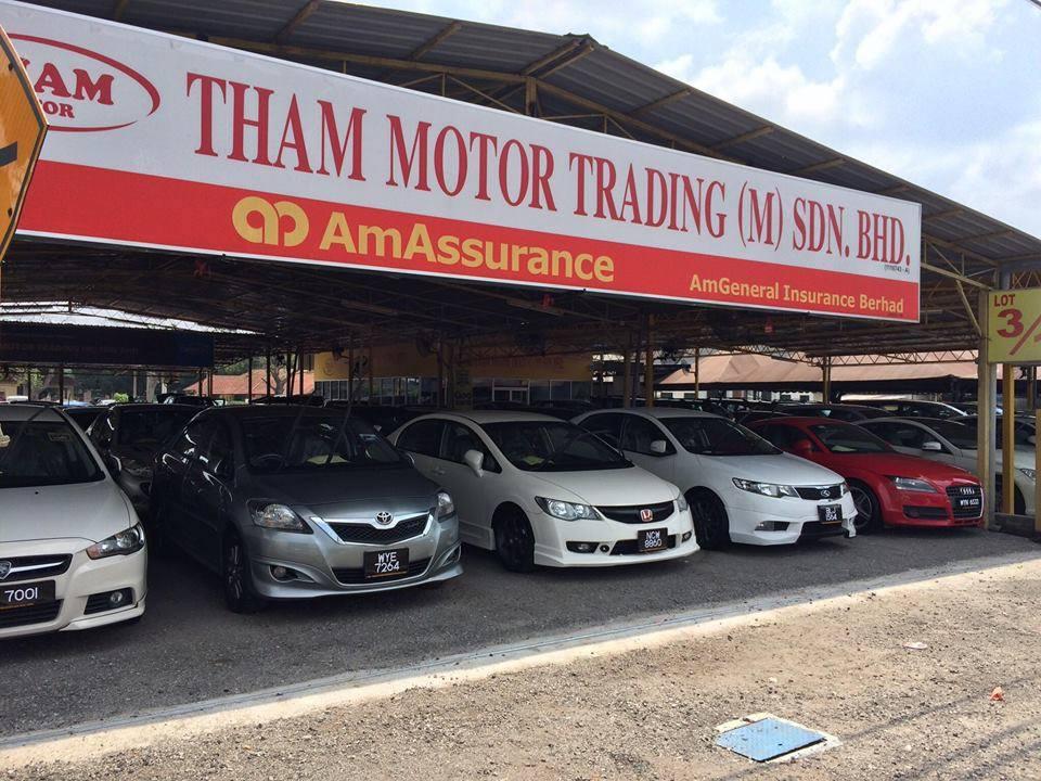 tham motor trading main
