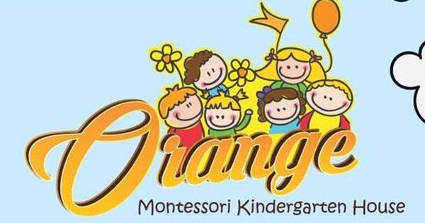 Orange Montessori Kindergarten House