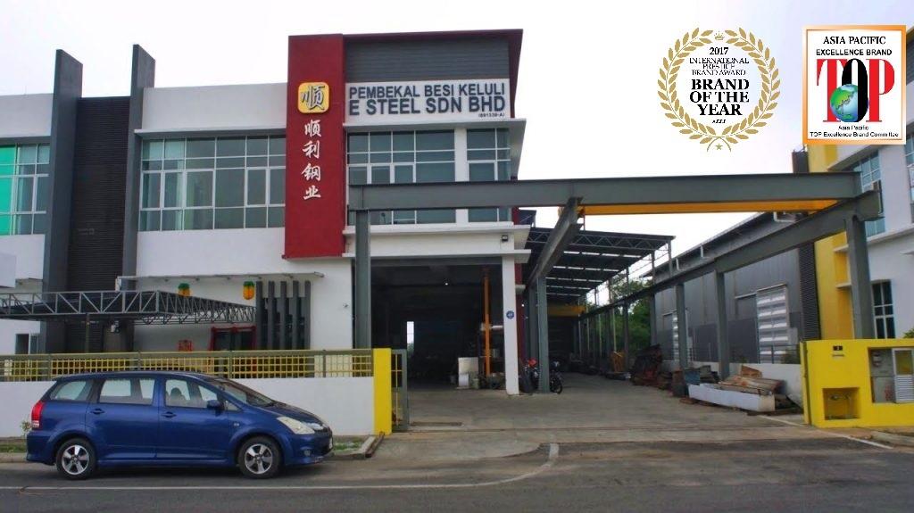 E Steel Sdn Bhd - Titanium Supplier