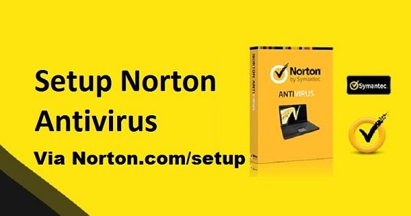 NORTAN.COM/SETUP