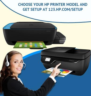 Get Detailed HP Printer Setup at 123.hp.com