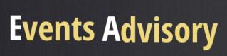 Events Advisory