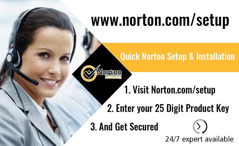 Norton.com/setup – Simple Guide to Download Norton Setup