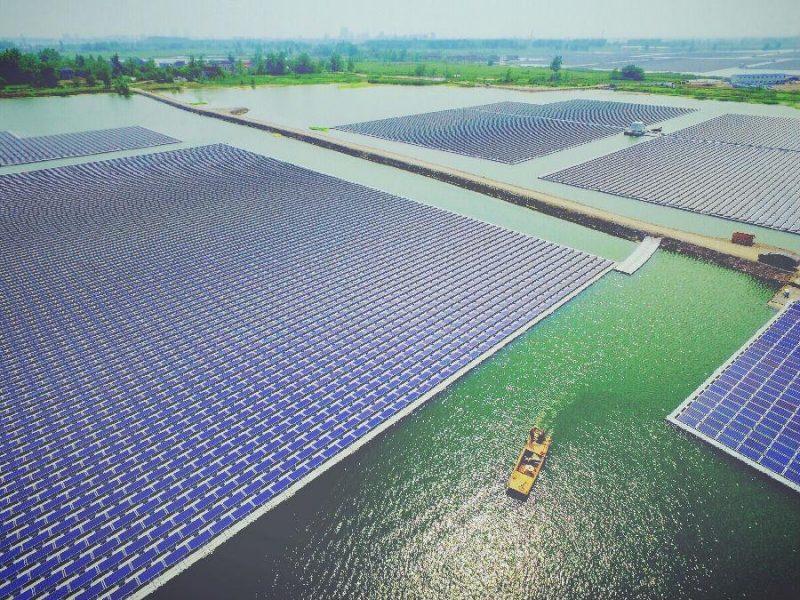 Floating Solar PV Platform Manufacturer and Solution Provider – Bosch