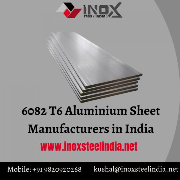 Buy 6082 T6 Aluminium Sheet