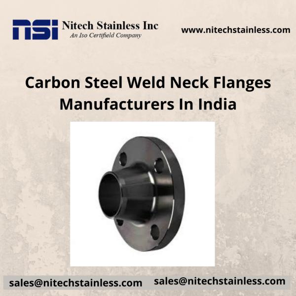 Buy Carbon Steel Weld Neck Flanges