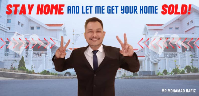 Real Estate Agent / Property Agent – Mr.Mohamad Hafiz