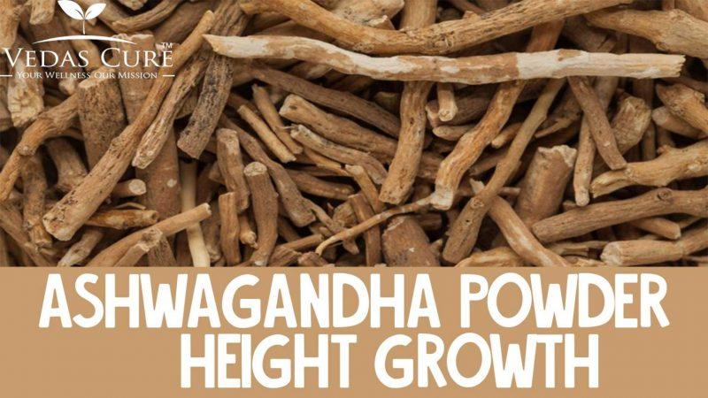 Ashwagandha powder for height